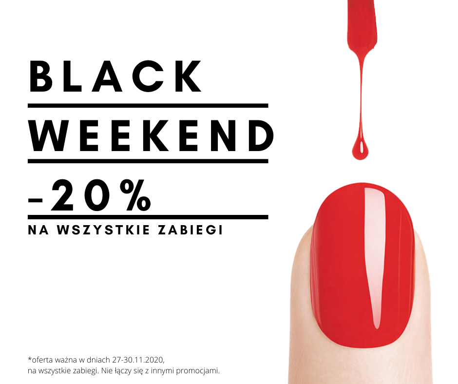 Black Weekend -20%